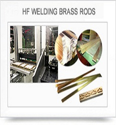 HF WELDING BRASS RULES